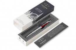 Długopis Parker Jotter London Archit. Classical Red 2025827