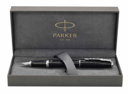 Pióro wieczne Parker Urban London Cab Black CT etui Premium